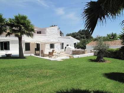 Large country house for sale in Menorca, Spain