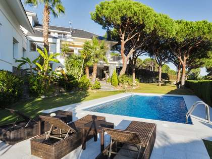 Luxury property for sale on Barcelona Maresme Coast
