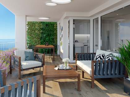 116m² Apartment with 18m² terrace for sale in Playa San Juan
