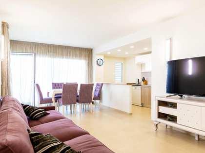 Piso de 115 m² con 60 m² de jardín en venta en Platja d'Aro