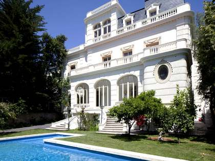 Mansion house for sale in Pedralbes, Zona Alta, Barcelona