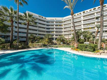 Apartamento de lujo en venta en el centro de Marbella