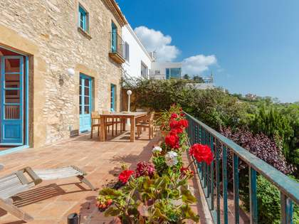 355 m² house for sale in Begur Town, Costa Brava
