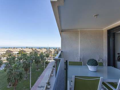 106m² Apartment with 8m² terrace for sale in Patacona / Alboraya