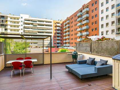 83m² Apartment with 48m² terrace for sale in Poblenou