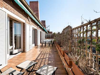 169m² Penthouse with 30m² terrace for sale in Sant Gervasi - La Bonanova