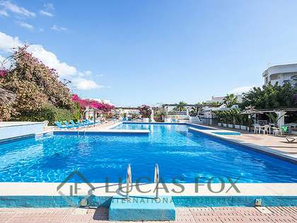 103m² Apartment with 55m² terrace for sale in Santa Eulalia