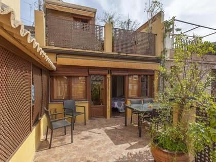 Casa / Villa de 200m² con 80m² terraza en venta en Playa de la Malvarrosa