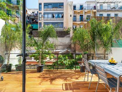 66m² Apartment with 18m² terrace for sale in El Raval