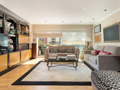 appartement van 147m² te koop met 10m² terras in Eixample Links