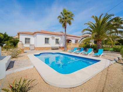 140m² House / Villa for sale in Jávea, Costa Blanca