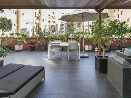 在 Turo公园, 巴塞罗那 156m² 出租 顶层公寓 包括 85m² 露台