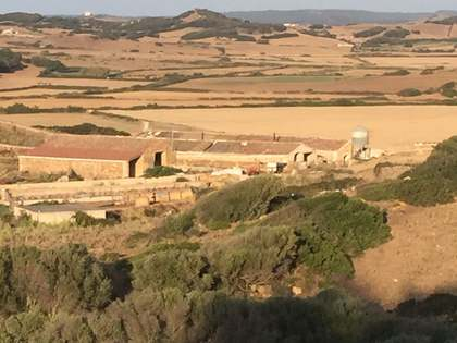 828 m² country property with land for sale in Menorca