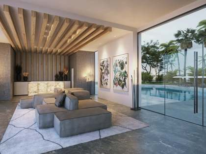 143 m² apartment with terraces for sale in Ibiza Town