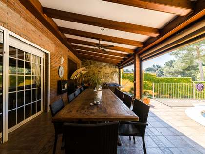 дом / вилла 480m², 372m² Сад на продажу в Montemar