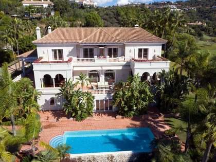 945m² House / Villa with 522m² terrace for sale in La Zagaleta