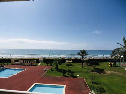 105m² Wohnung mit 15m² terrasse zur Miete in Gavà Mar