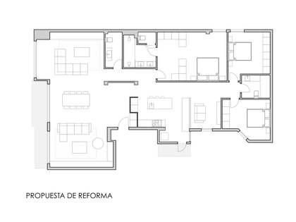 Piso de 198m² en venta en El Pla del Remei, Valencia