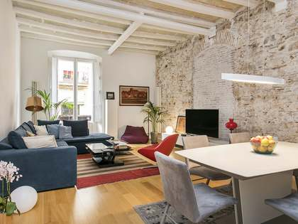 110 m² apartment for rent in El Born, Barcelona