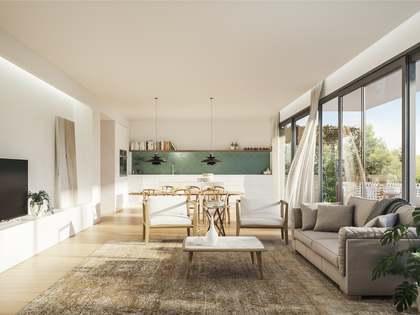 Квартира 126m², 19m² террасa на продажу в Urb. de Llevant