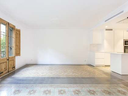 Квартира 110m² на продажу в Левый Эшампле
