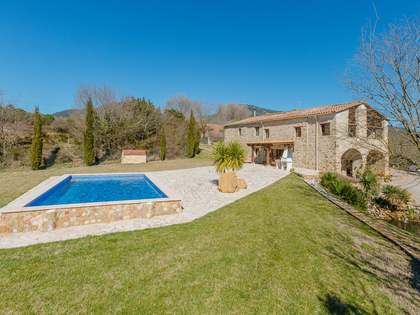 Garrotxa country property for sale in Girona province