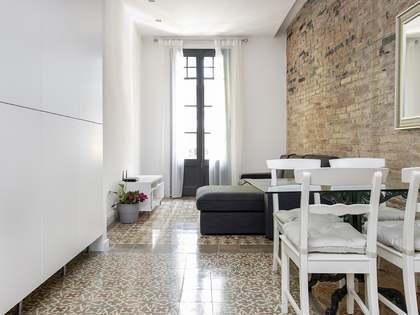Appartement de 65m² a louer à Eixample Gauche, Barcelona