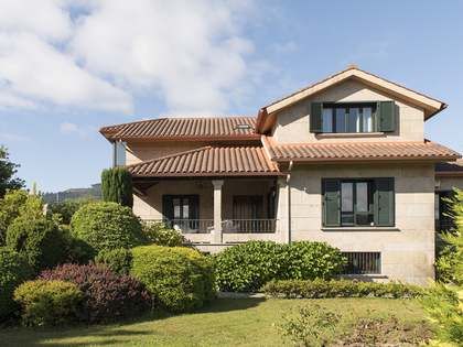 Propriété sur golf de 576m² a vendre à Pontevedra, Galicia