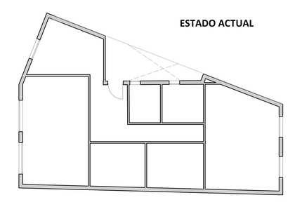 Piso de 106 m² en venta en Gran Vía, Valencia