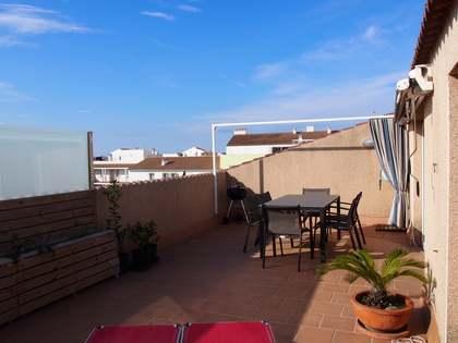 Penthouse van 125m² te koop met 70m² terras in Ciudadela