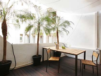 2-bedroom apartment for rent in Barcelona Old Town