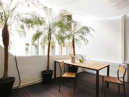 Appartement de 90m² a louer à Gótico avec 16m² terrasse