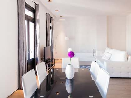 Spectacular penthouse for sale in Valencia's Eixample district