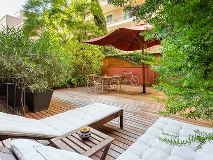 130 m² Apartment plus 30m² studio for sale in Eixample Right