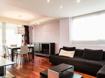 Exclusive designer penthouse for rent in Sant Pau, Valencia