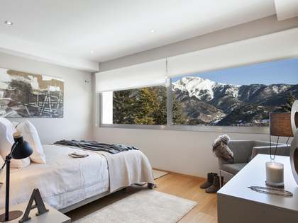 Fantastic designer chalet for sale in Andorra
