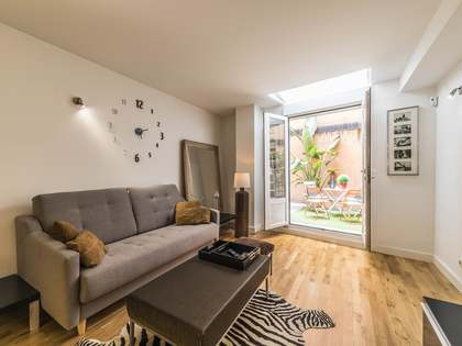 90 m² apartment for rent in Sol, Madrid