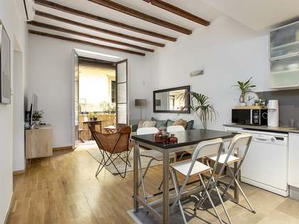 76m² Apartment for rent in El Born, Barcelona