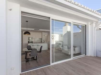 Ático de 112m² con 35m² terraza en alquiler en Gran Vía
