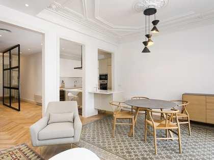 Appartement de 143m² a louer à Eixample Gauche avec 40m² terrasse