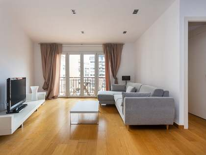 Ideal 3-bedroom Eixample apartment to rent