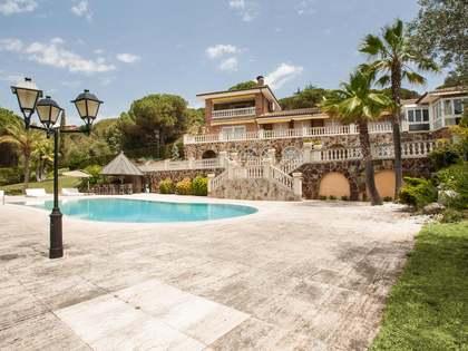 Villa de 423 m² en alquiler en Sant Vicenç de Montalt