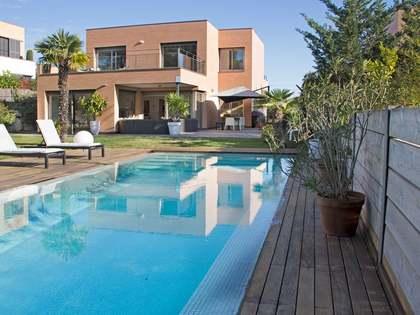 在 Sant Vicenç de Montalt, Maresme 410m² 出售 豪宅/别墅