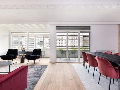 Piso de 185 m² con 14 m² de terraza en alquiler en Turó Park
