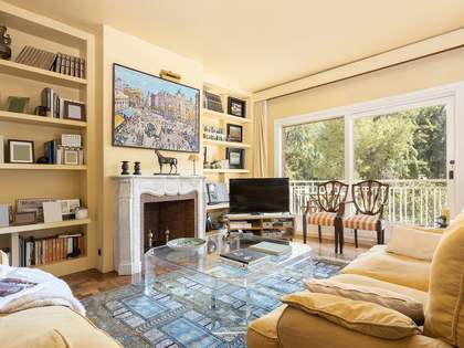 173m² Apartment with 15m² terrace for sale in Sant Gervasi - Galvany