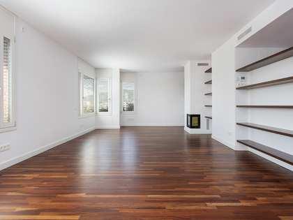 180m² Penthouse with 160m² terrace for rent in Sant Gervasi - La Bonanova