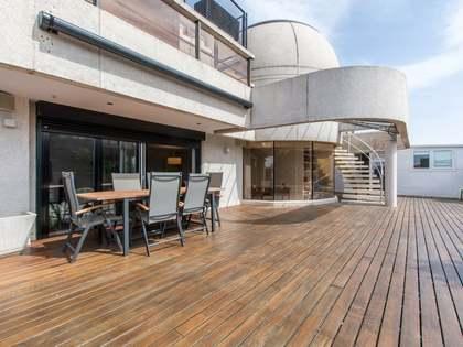 550m² Lägenhet med 226m² terrass till uthyrning i Aravaca