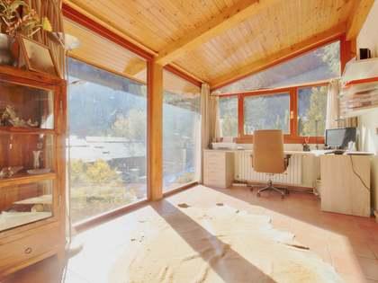 150m² Lägenhet med 100m² Trädgård till uthyrning i La Massana
