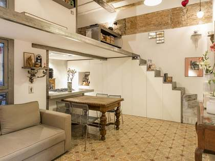 115m² apartment for sale in the Gothic Quarter, Barcelona