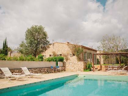 Charmantes Haus zum Verkauf bei Artá, Nordost Mallorca.
